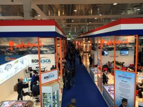Drie dagen Seafood Expo in Brussel