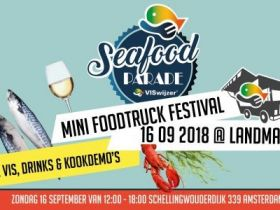 Seafood Parade rond Goede vis