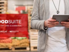 FoodSuite: NetSuite cloud ERP, CRM & E-Commerce voor de food