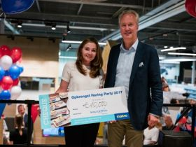 Makro doneert deel haringomzet aan Make-A-Wish
