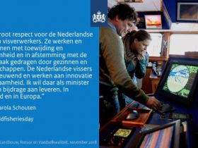 Worldfisheriesday op 21 november